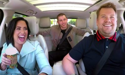 Nick Jonas Carpool
