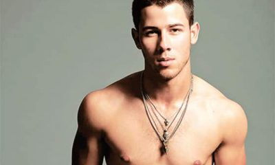 Nick Jonas gay