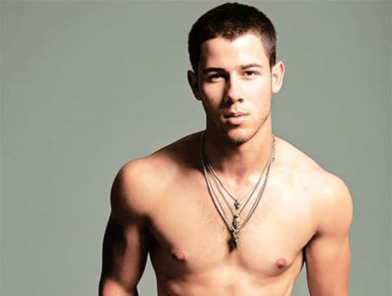 Nick Jonas gay