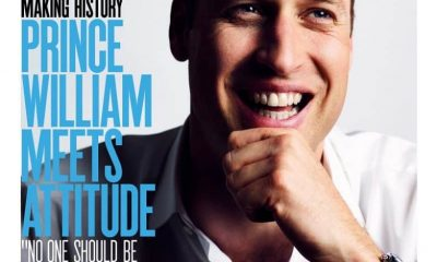 prince william cover attitude