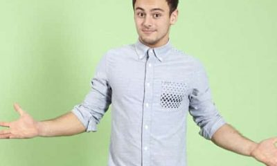 tom daley adidas neo