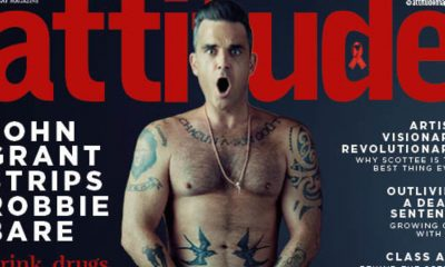 robbie williams attitude couverture