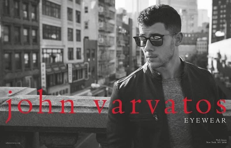 Nick Jonas Designs Collection John Varvatos
