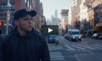 Gus Kenworthy - Letters - My Road to Pyeongchang samsung