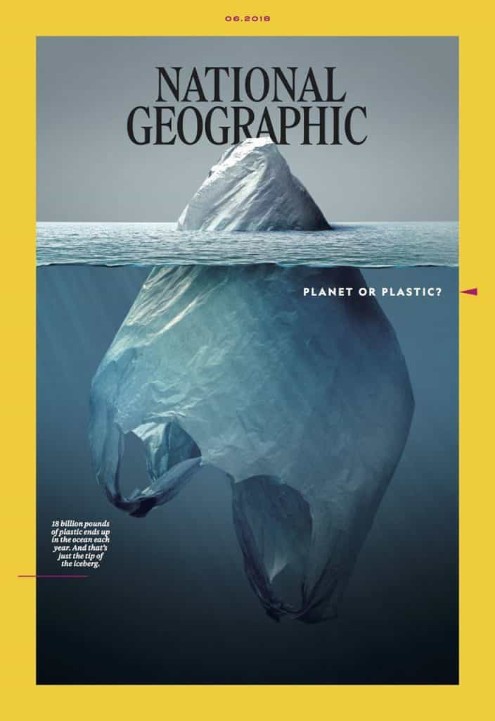 national geographic plastique cover