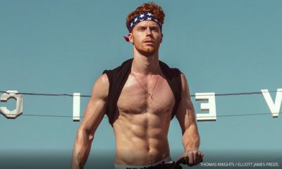 Red Hot American Boys 2019 Calendar Benefits Athlete Ally