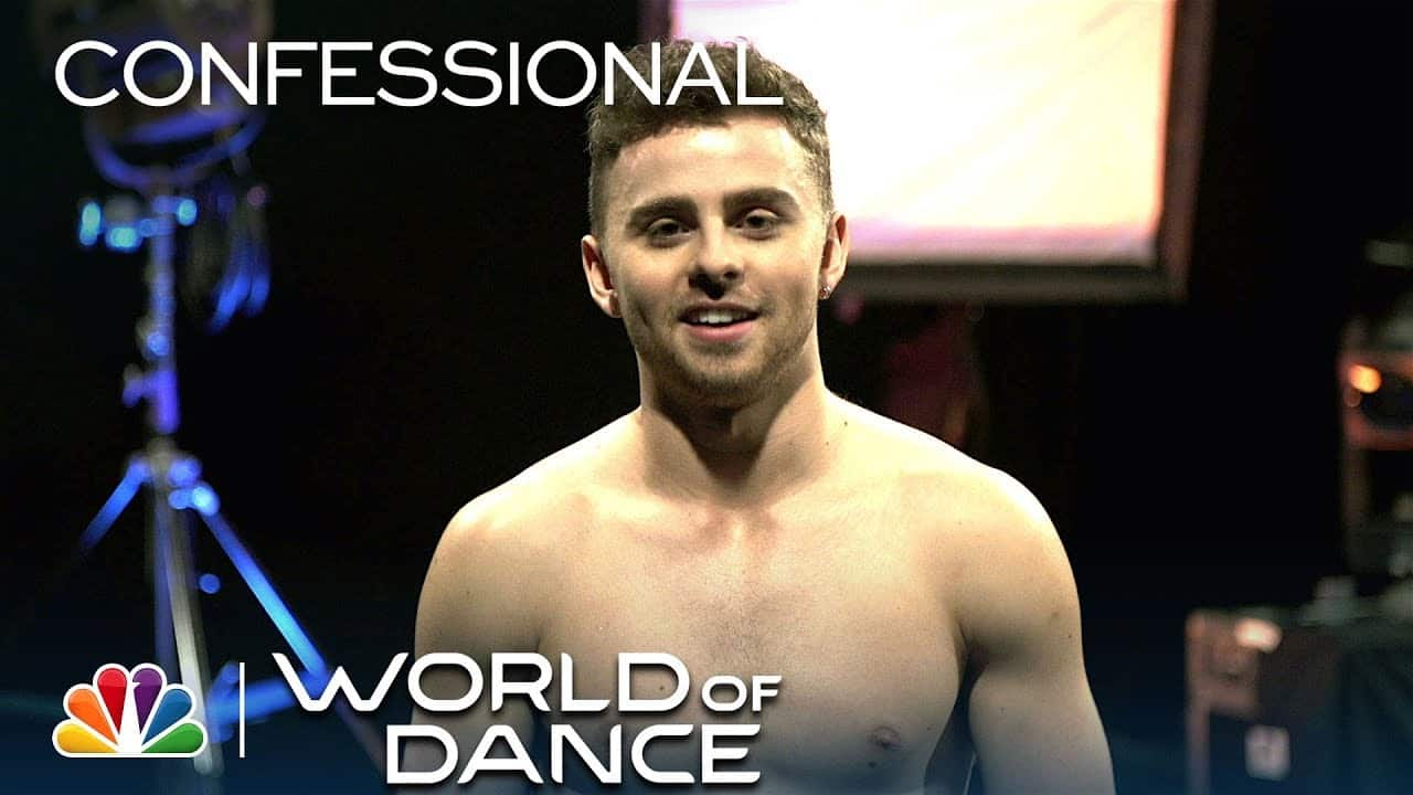 World of Dance 2018 - Michael Dameski