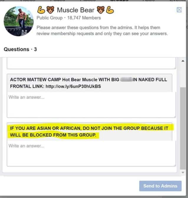 muscle bear facebook