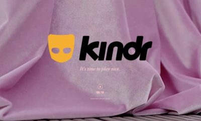 Grindr kindr sturb gay app