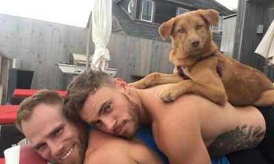 Gus Kenworthy Matt Wilkas birdie dog