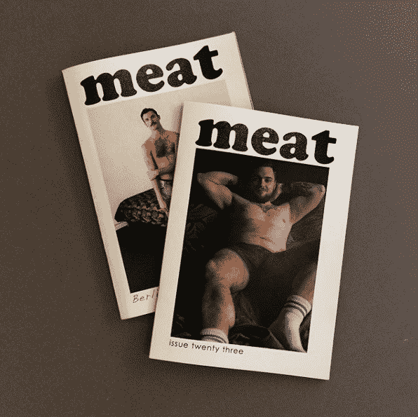 meat magazine instagram