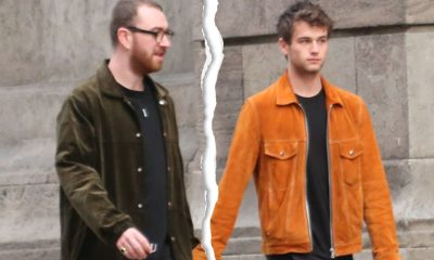 Sam Smith et Brandon Flynn