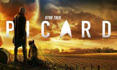 Star Trek Picard Amazon affiche