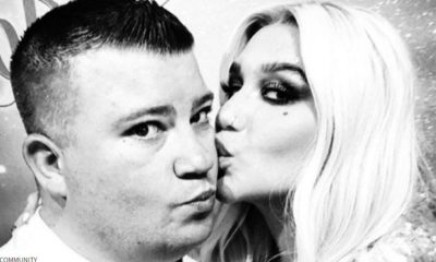 Kesha mourns the death of LGBTQ activist and close friend Blake Brockway