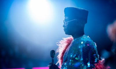 Billy Porter en tant que Pray Tell dans Pose de l'épisode de la saison 2